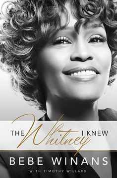 'The Whitney I Knew' by Bebe Winans//Looks like a wonderful tribute
