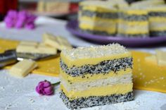 Cake Recipes, Dessert Recipes, Cake Cookies, Cheesecake, Deserts, Rolls, Food And Drink, Sweets, Cooking