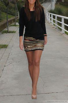 Da skirt