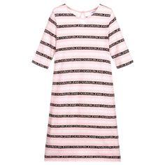 Pink A Line Dress, Dress Logo, Teen Pink, Designer Dresses For Kids, Black Bodycon Dress, Girls Jeans, Calvin Klein Jeans, Timeless Fashion, Black Jeans