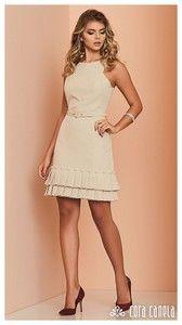 look book 4 Short Dresses, Summer Dresses, Formal Dresses, Dress Outfits, Fashion Dresses, Latest Outfits, Classy Outfits, Dress Patterns, Dress To Impress