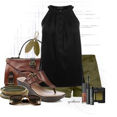 """""""Summer Outfit"""" by cynthia335 on Polyvore"""