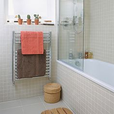 Homemade Cleaning Products: Shower Cleaner                            Prevent mold and mildew growth with this homemade tile scrub.