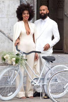 A look inside Solange's gorgeous New Orleans wedding:
