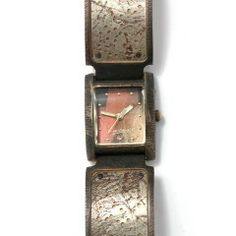 Watchcraft | Painted Metal Timepiece | Altered Space Gallery