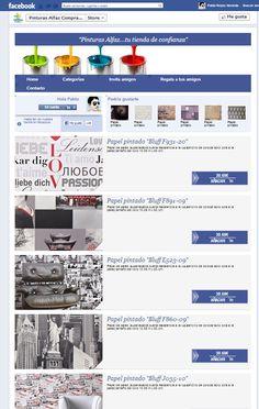 Pinturas Alfaz te ofrece una amplia gama de productos de decoración para tu hogar,pinturas plásticas de infinidad de colores,efectos decorativos,papel pintado,tarima flotante...son algunos de los productos que podrán encontrar. ¡Descubre nuestra tienda en Facebook!