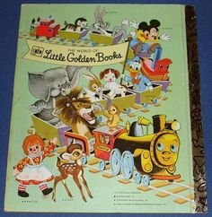 Little Golden Books!