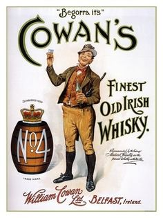 Cowans Irish Whisky