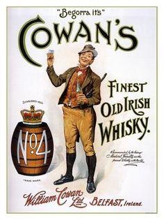 Cowans Irish Whisky