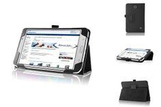 Samsung Galaxy Tab 4 7,0 Book Case met handige standaard