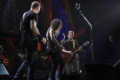 RRHOF 25th Anniversary - Oct 30, 2009 - Metallica