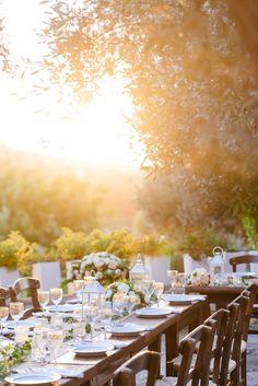 Classic Crete, Greece Wedding at Agreco Farm