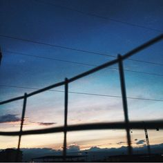 dark setting