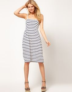 ASOS Summer Dress In Stripe (I have ordered this also).