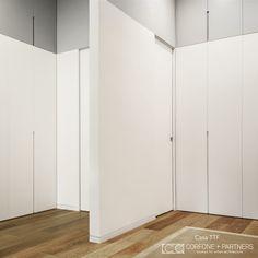 CORFONE+PARTNERS - Interior design Bedroom - TTF HOUSE
