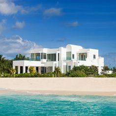 Caribbean Beachfront Homes On Pinterest Homes For Sales Homes