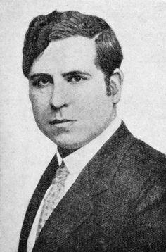 Ramón Gómez de la Serna, writer. Madrid, Spain..