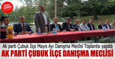 AK PARTİ ÇUBUK İLÇE MAYIS AYI DANIŞMA MECLİSİ TOPLANTISI YAPILDI  http://www.cubukpost.com/ak_parti_cubuk_ilce_mayis_ayi_danisma_meclisi_toplandi_haber3508.html