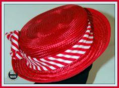 Sombrero Emma. Divertido y original Unico 1613deaab82