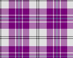 MacPherson Dress Clan Tartan