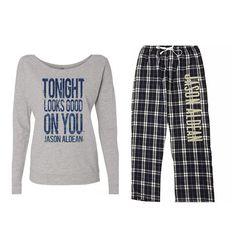 Pajama Sweatshirt and Pants Bundle
