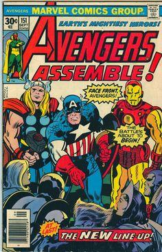 Avengers 151