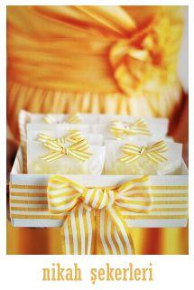 Weddbook ♥ yellow wedding sugar