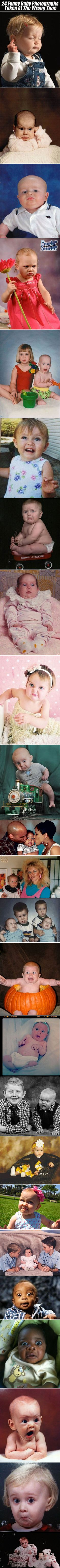 24 Funny Baby Photographs Taken At The Wrong Time funny photography baby lol humor funny pictures photographs funny photos funny images hilarious pictures