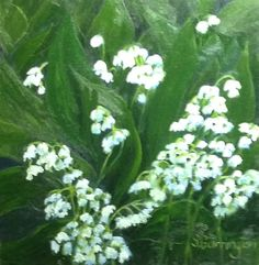 Spring Garden Spring Garden, Paintings, Plants, Paint, Painting Art, Flora, Plant, Draw, Painting