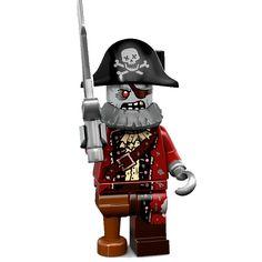 SERIE 14 : Serie 14 Pirata zombie