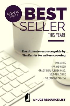 How to Write a Bestselling Book This Year Read it now: http://fourhourworkweek.com/2014/02/04/how-to-get-published/ #selfpublishing
