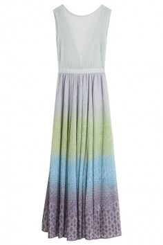 Missoni Degrade gown. Available in-store and on Boutique1.com