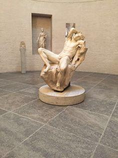 Satyr, roman, marble