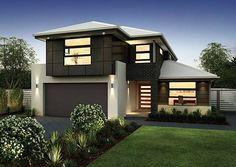 Hallmark Display Homes: Pinnacle 274. Visit www.localbuilders.com.au/display_homes_qld.htm for all display homes in Queensland