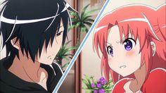 Anime: Engaged to the Unidentified I really love hakuya and kobeni *v* Really wanna see their love scene moreeeee.