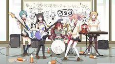 Risultati immagini per anime music wallpaper