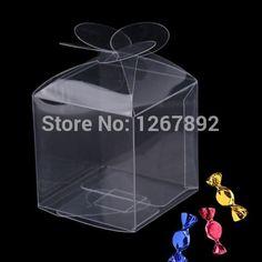 50 stuks pvc doorzichtige plastic baby verjaardag cadeau bruiloft gunst dozen snoep verpakking doos tafel centerprieces in gloednieuw en hoge kwaliteitnieuwe en eleganteIdeaal voor bruiloft, feest decoratieNiet meer aarzelen, kopen met vertrou van Event& party benodigdheden op AliExpress.com | Alibaba Groep