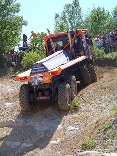 trial truck de Montalieu Vercieu