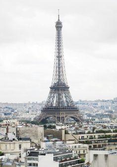 Lieux favoris Paris