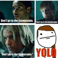Wow Katniss :P