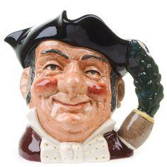 Mine Host Royal Doulton Character Jug/Toby Mug http://www.rubylane.com/shop/thegryphonsnest/ilist/,cs=Pottery:By+Maker:Royal+Doulton.html