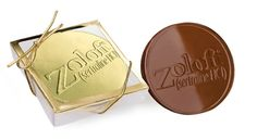 2-pc Deluxe Large Chocolate Coin Box