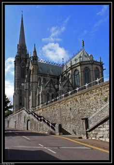 St Colemans Cathedral, in the town of Cobh, County Cork, Ireland Copyright: Noel Byrne