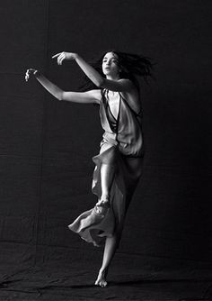 Mariacarla Boscono by Peter Lindbergh for Vogue Italia January 2014