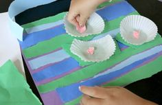 Water Lily Craft Project