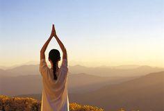 Tai Chi/Yoga in the mornings/evenings.