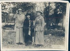 1918 Press Henry Rainey President Local Council Girl Scout America Giles Rafter