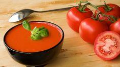 Recetas de gazpacho para el verano