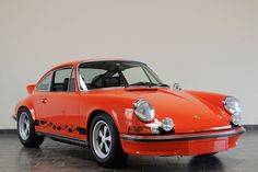 1973 Porsche 911RS :: California Porsche Restoration (1)
