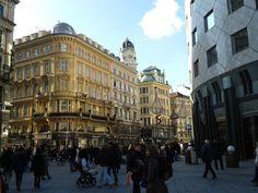 Stone Buildings in Vienna Street